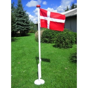 Fødselsdagsflag og miniflagstænger